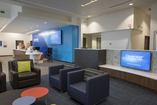 Chartway Southern Branch Member Waiting Area