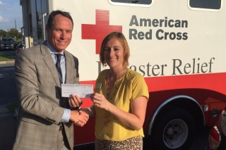 Chartway donates to American Red Cross 2017