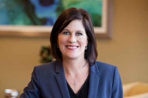 Kim Little executive vice president / chief operating officer of Chartway Federal Credit Union