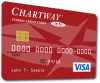 LiveNow Debit card from Chartway