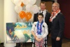 Salote; CEO of Make-a-Wish Utah and Chartway board member, Jared Perry; and  Chartway's president & CEO, Brian Schools